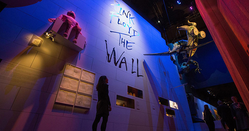 Pink Floyd's 'The Wall'